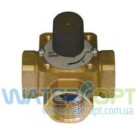 Трехходовой смесительный кран HERZ 1 DN25 (1213703) (Kvs10 М3/Ч)