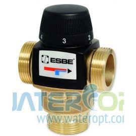 """ESBE VTA 322 G1/2"""" 35-60°С термостатический смесительный клапан"""