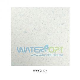 Мойка из искусственного камня Galati 86*50 Белый мрамор