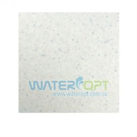 Мойка из искусственного камня Galati 65*50 Белая