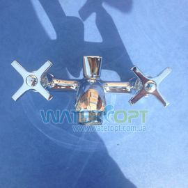 Смеситель для ванной Haiba Oxford 009