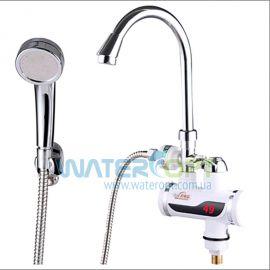 Проточный водонагреватель Zerix ELW-08