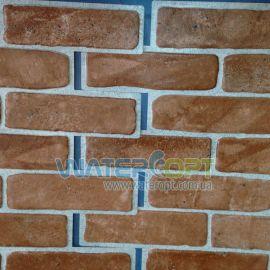 Листовые панели Кирпич Старый коричневый
