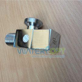 Кран для стиральной машины квадратный SD 512 1/2 * 3/4