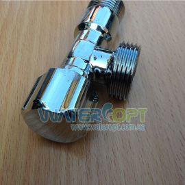 Кран для стиральной машины SD Forte SF344 1/2 * 3/4