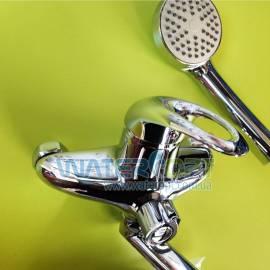 Смеситель для ванной Zerix NHK- 048