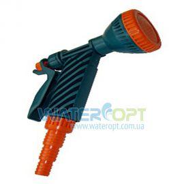 Пистолет душ с фиксатором