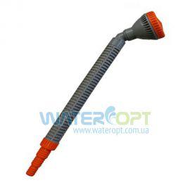 Распылитель душ угловой с удлинителем 225 мм