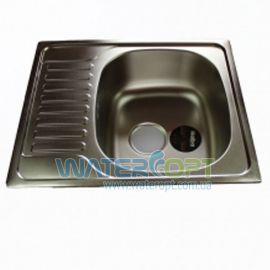 Мойка для кухни Haiba 65*50 Сатин