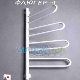 Полотенцесушитель электрический Фрюгер-4