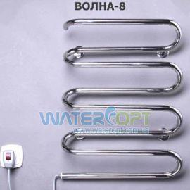 Полотенцесушитель электрический Волна-8