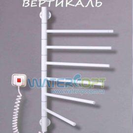 Полотенцесушитель электрический Вертикаль