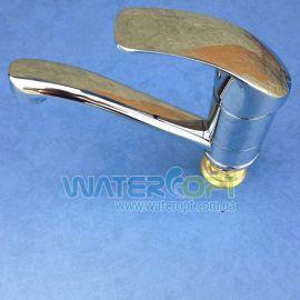 Смеситель для раковины G-Ferro Mars 555-15cm