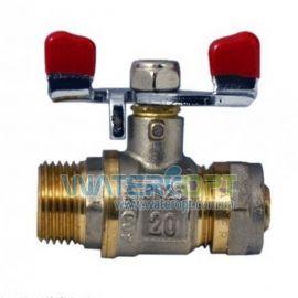 WING Кран 20*3/4M Water Pro