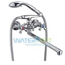 Смеситель для ванной Zerix D4Q-A827