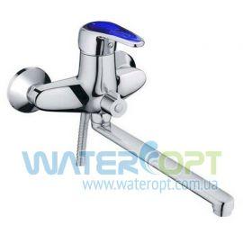 Смеситель для ванной CRON Magic 006 Blue