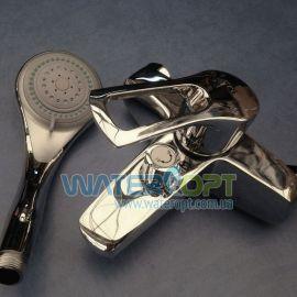 Смеситель для ванной Cron Hansberg 009 evro