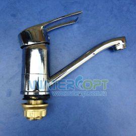 Смеситель для раковины G-Ferro Hansberg 555-15см