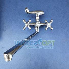 Смеситель для ванной Chempion Dominox 143