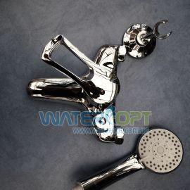 Смеситель для ванной Haiba Hansberg 009 evro