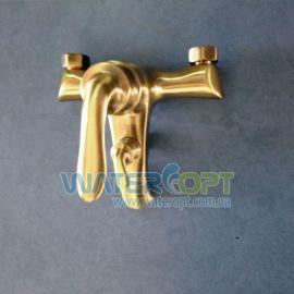 Смеситель для ванны бронза Zerix Z30219-2