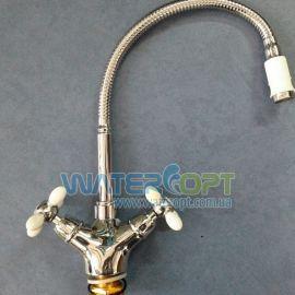 Смеситель для кухни Zerix Z5860-7