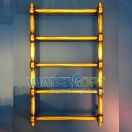 Полотенцесушитель водяной бронза Авантаж 5 500/950