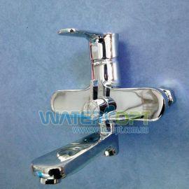 Смеситель для ванны с душем Zerix Z3033
