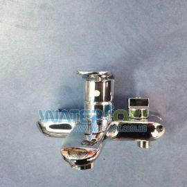 Смеситель для ванны Zerix Z30202