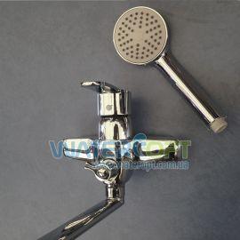 Смеситель для ванны Zerix Z22220