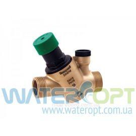 Honeywell D04FM-3/4A редуктор давления воды