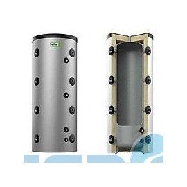 Аккумуляторный Бак Reflex HF 1500/1+1 змеевик с изоляцией (серый цвет)