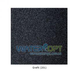 Мойка из искусственного камня Galati 86*50 Графит мрамор