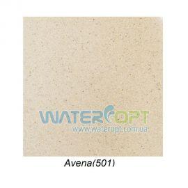 Мойка из искусственного камня GALATI 60*52*20 Patrat Avena (501)