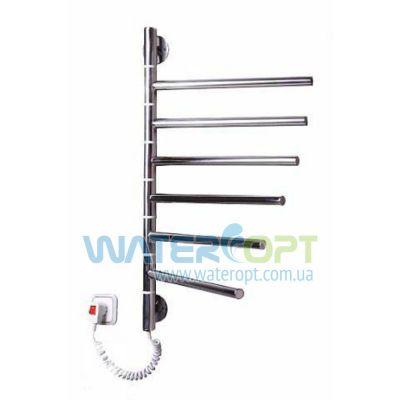 Полотенцесушитель электрический Вертиль хром