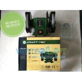 Точильно-шлифовальный станок Craft-tec PXBG-203