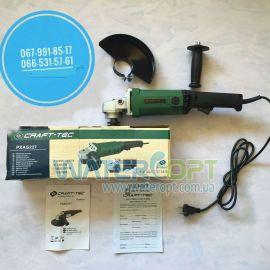 Болгарка Craft-Tec PXAG227
