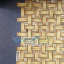 Листовые панели Плетёнка Берёза