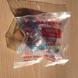 Кран для стиральной машины WaterPro WP80 1/2 * 3/4