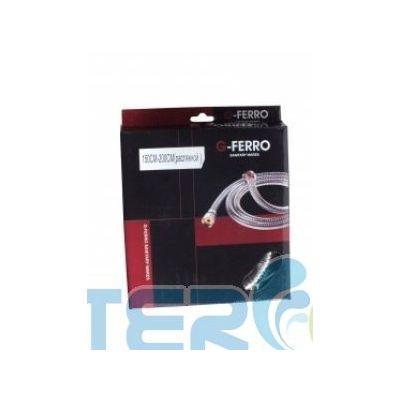 Шланг для душа G-Ferro  150 - 200 см