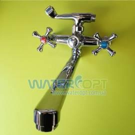 Смеситель для ванной Zerix DML -A827