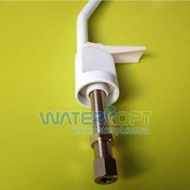 Кран для питьевой воды белый Zerix RO-01W