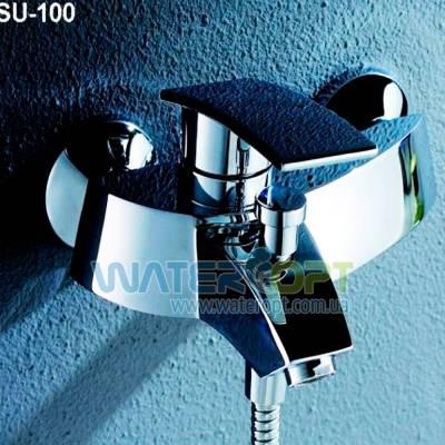 Смеситель для ванной Hansberg SU 100