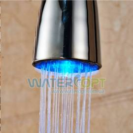 Смеситель для мойки с выдвижной лейкой Sink Faucet Black