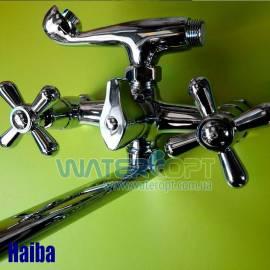 Смеситель для ванной Haiba Dominox 150