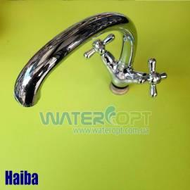 Смеситель для кухни Haiba Dominox 273 nut