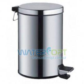 купить ведро с крышкой для мусора 12л haiba 703 оптом
