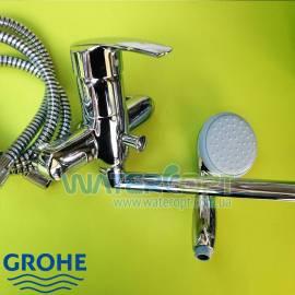 Cмеситель для ванны с длинным изливом Grohe Multiform 32708000