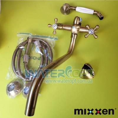 Смеситель для ванной Mixxen РОМА MXAL0355