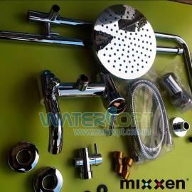 Тропический душ  со смесителем MIXXEN Брель